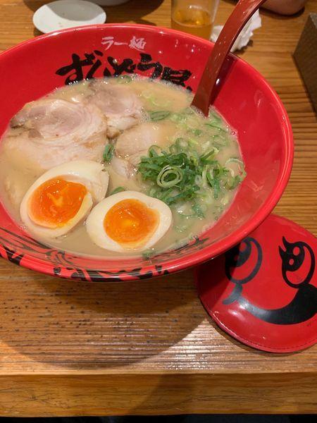 「チャーシュー麺」@ラー麺ずんどう屋 新宿歌舞伎町店の写真