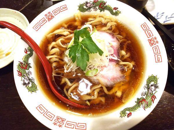 「【9周年限定】雉そば 900円」@立ち呑み居酒屋 金町製麺の写真