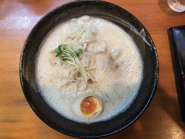 「濃厚ラーメン」@みつ星製麺所 西中島店の写真