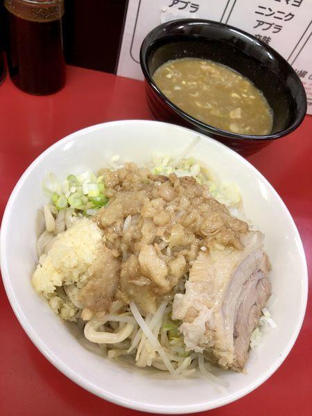 「【限定】カレーつけ麺 ¥950」@ラーメン一心の写真