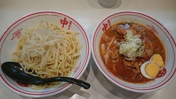「冷やし五目味噌タンメン」@蒙古タンメン 中本 高田馬場店の写真
