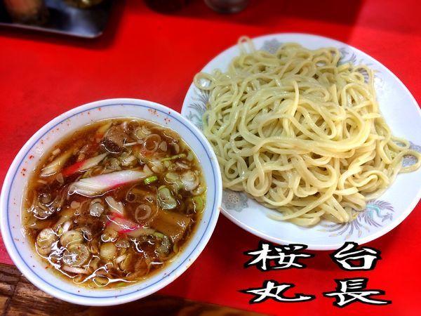 「つけメン¥800」@つけめん 丸長 桜台店の写真