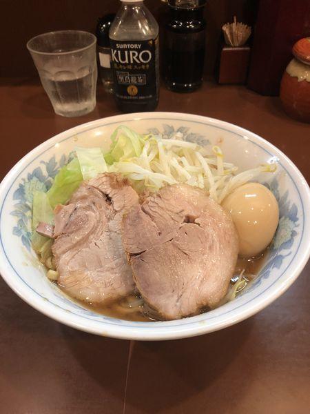 「ラーメン味玉」@らーめん陸の写真