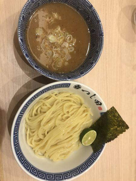 「濃厚つけ麺」@つじ田 池袋西口店の写真