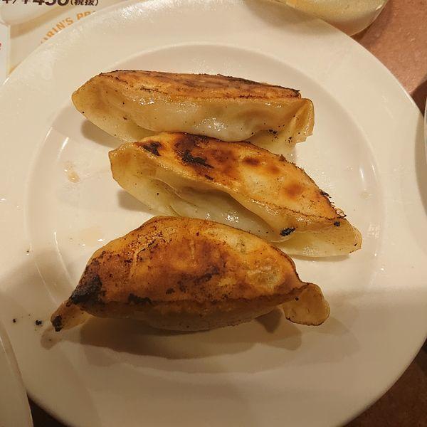 「フェアセット焼餃子3ヶ161影響他」@バーミヤン 栄上郷店の写真
