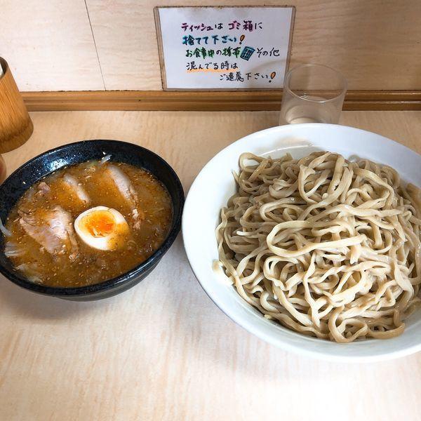 「味噌つけ麺」@ラーメン二郎 京成大久保店の写真