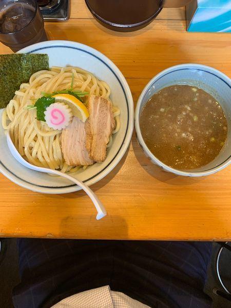 「本日の煮干つけ麺(850円)」@蕾 煮干 分家の写真