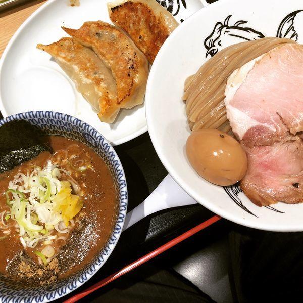 「濃厚特製つけ麺」@松戸富田麺業の写真