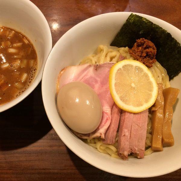 「GOTTSUつけめん並980円」@RAMEN GOTTSUの写真