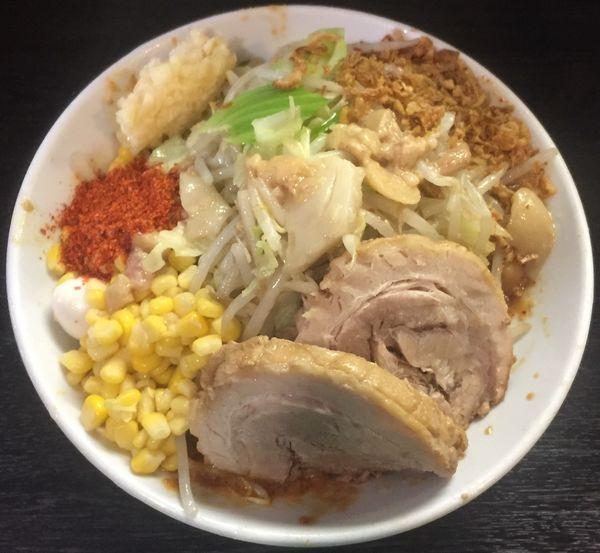 「あの味噌950円」@豚星。の写真