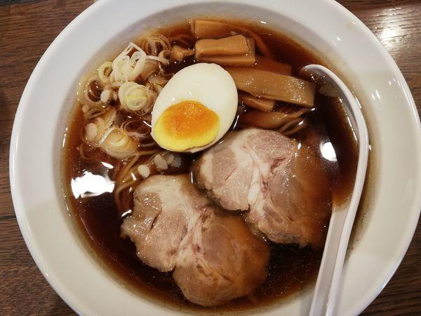 「ら~麺」@らー麺 志白の写真