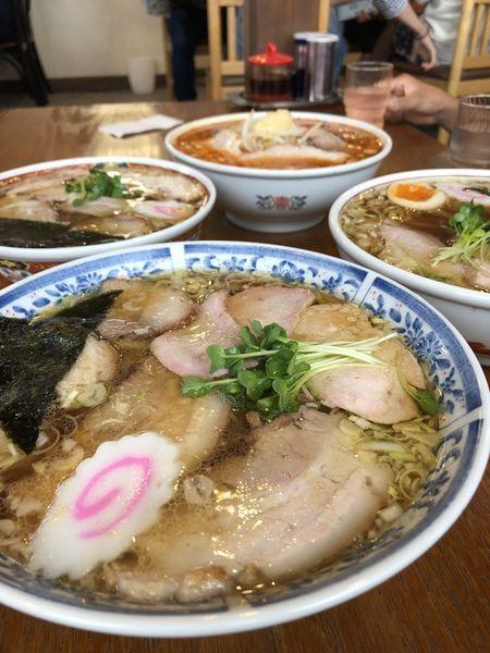 「チャーシュー麺」@二代目 いまの家の写真