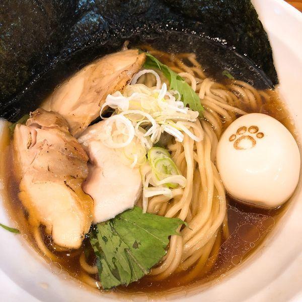 「八五郎醤油ラーメン ¥950」@江戸麺 熊八の写真