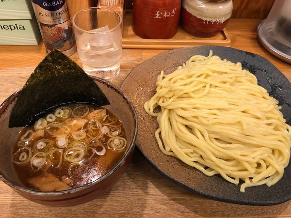 「つけ麺 大 780円」@つけ麺屋 やすべえ 新宿店の写真