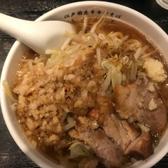 江戸前煮干中華そば きみはん 五反田店の写真