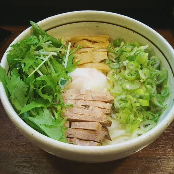 「こってり汁なし」@麺屋 旬の写真