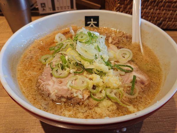 「味噌チャーシュー」@大島の写真