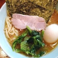 横浜家系ラーメン 家家家 飯田橋店の写真