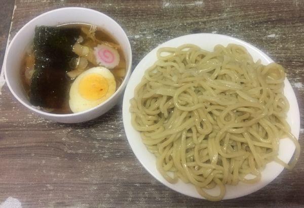 「つけ麺700円」@裏サブロンの写真
