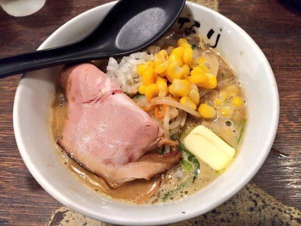 「ラーメンshow限定 Seiyaの味噌」@麺や偶 もとなり 久茂地店の写真