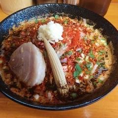 Japanese soba Noodles 蠍の写真