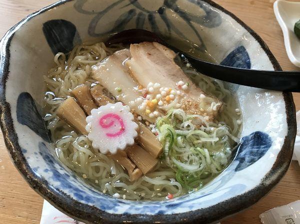 「竹燻製麺」@玉響 高浜店の写真
