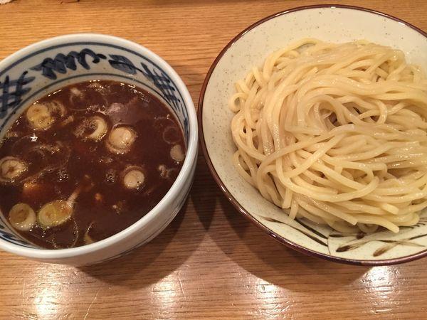 「江戸前つけ麺(中盛り):830円」@江戸前つけ麺 サスケの写真