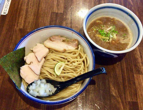 「味玉つけ麺 大盛」@麺屋 しりとりの写真