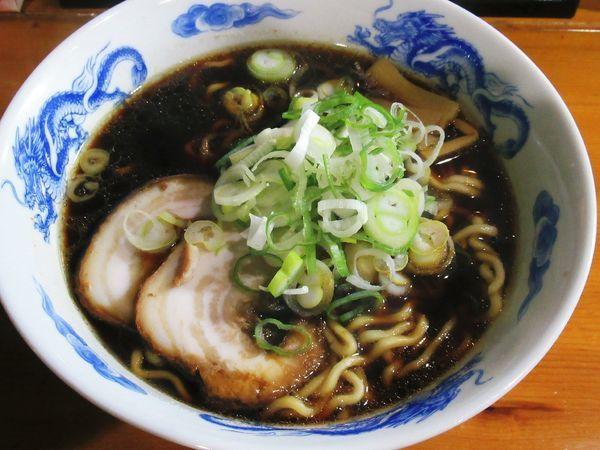 「ラーメン(800円)」@麺麺の写真