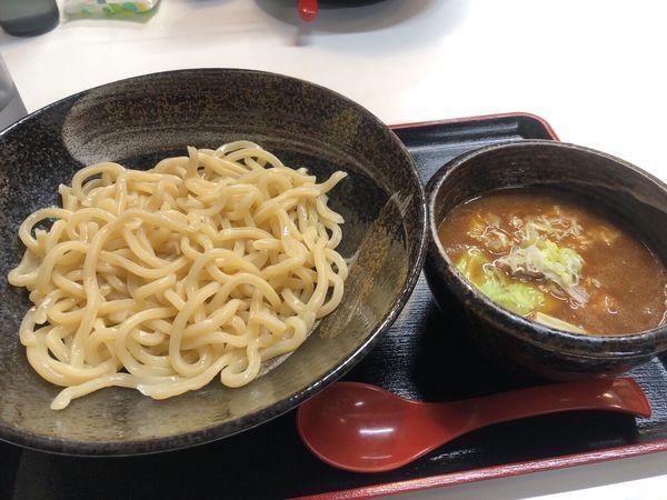 「濃厚つけ麺」@濃厚豚骨らーめん つけ麺 馨の写真