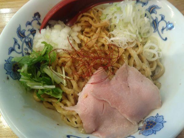 「油そば¥700」@くじら食堂 nonowa東小金井店の写真
