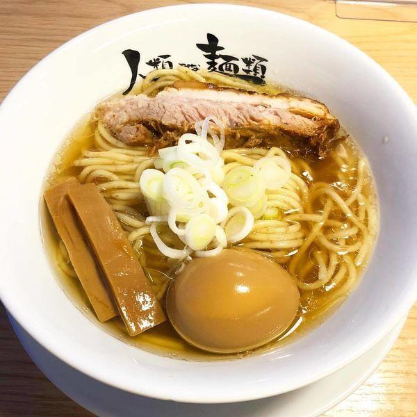 「macro薄薄 麺半分」@人類みな麺類の写真