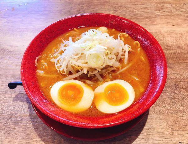 「札幌味噌ラーメン」@みそ吟 千種駅前店の写真