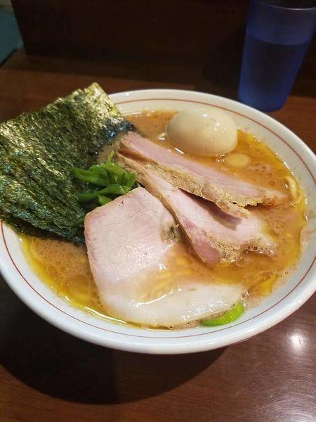 「特製らーめん(もも肉)¥900」@らーめん飛粋の写真