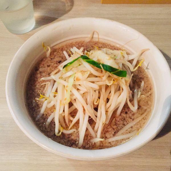 「ミニラーメン 麺少なめ 550」@ラーメン大 ○虎の写真
