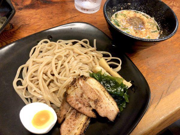 「つけ麺&チャーハン」@麺や卯の写真