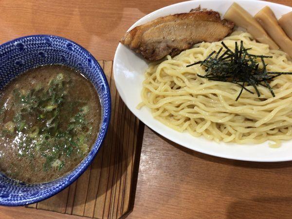 「つけ麺煮干し」@麺の匠 和みの写真