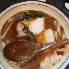 烈志笑魚油 麺香房 三くの写真