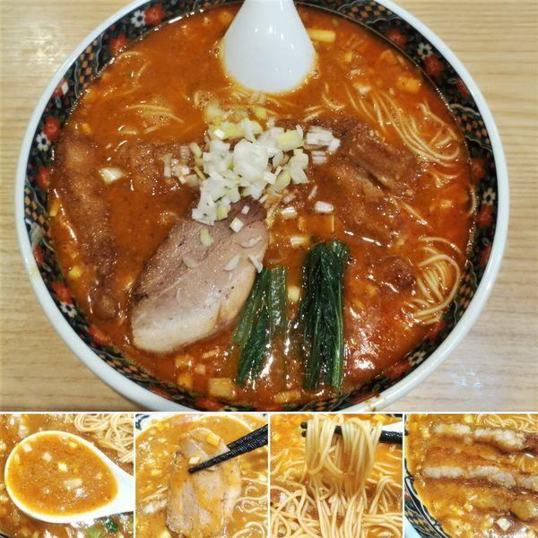「排骨担々麺 1080円」@寿限無担々麺 上野店の写真