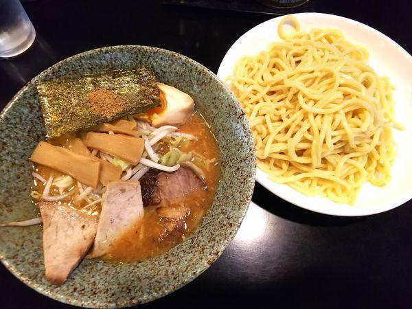 「野菜もりそば200g 800円」@松戸大勝軒の写真