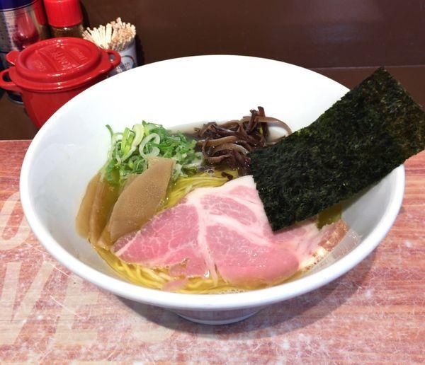 「柚子塩ラーメン (880円)」@麺s慶の写真