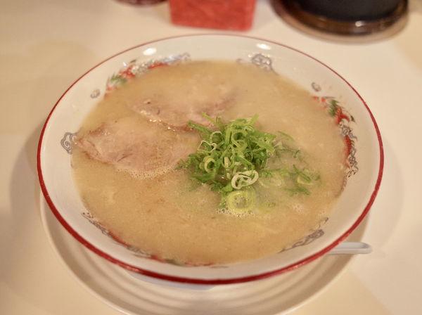 「ラーメン…750円」@八ちゃんラーメン ラーメン博物館店の写真
