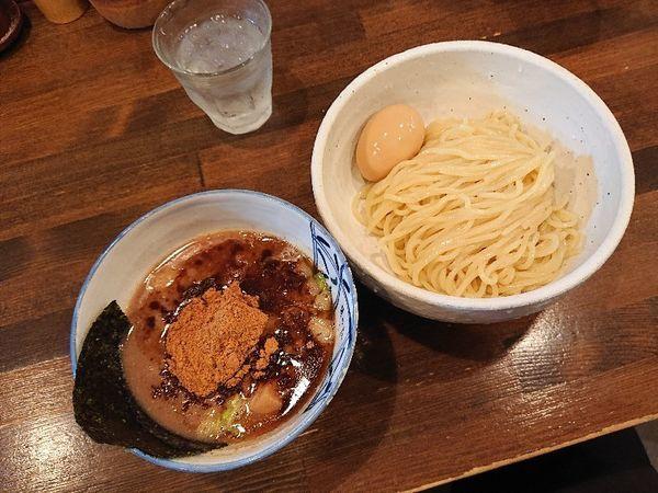「味玉つけめん」@麺処 井の庄の写真