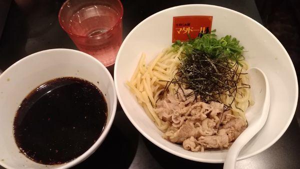 「つけBB(胡椒醤油)¥750」@牛骨らぁ麺マタドール ANNEXの写真