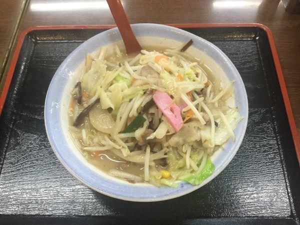 「ミニちゃんぽん(¥580)」@伊万里ちゃんぽんの写真