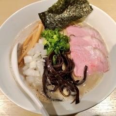 らー麺 アオキジの写真