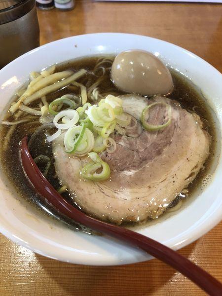 「味玉らぁめん(醤油)¥890」@らぁめん家 有坂の写真