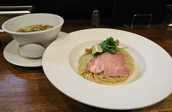 「つけ麺(並)850円」@麺や維新の写真