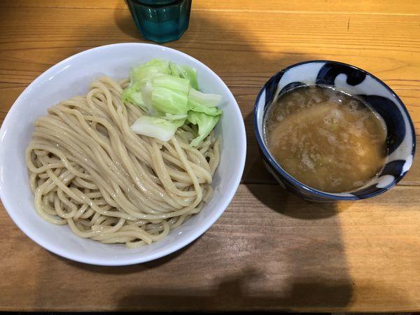 「タイガーつけ麺醤油大盛り」@ゴールデンタイガーの写真