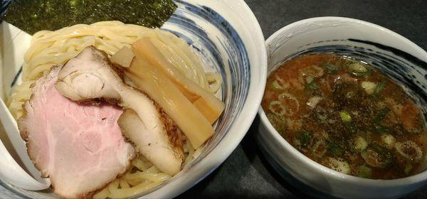 「限定つけ麺」@麺彩房 弐 NEXTの写真